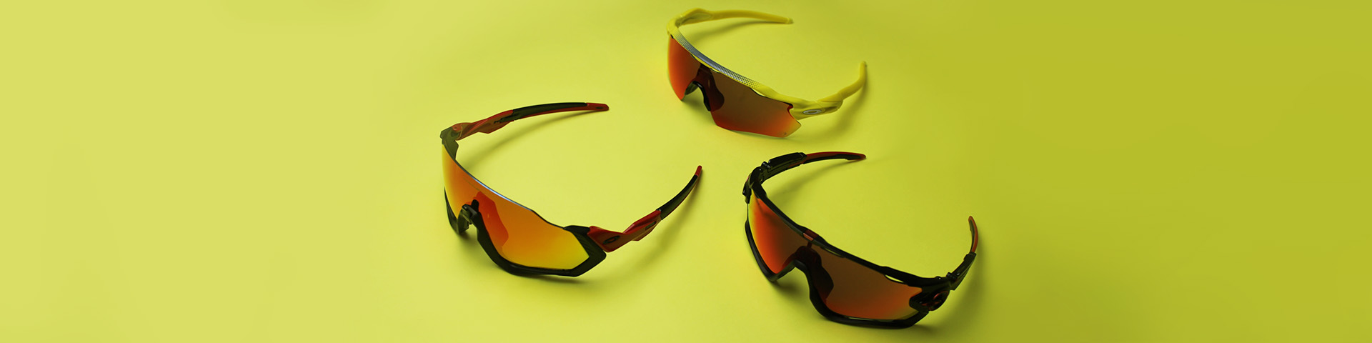Oakley Sunglasses for Mountain Biking Banner | EyeWearThese.com