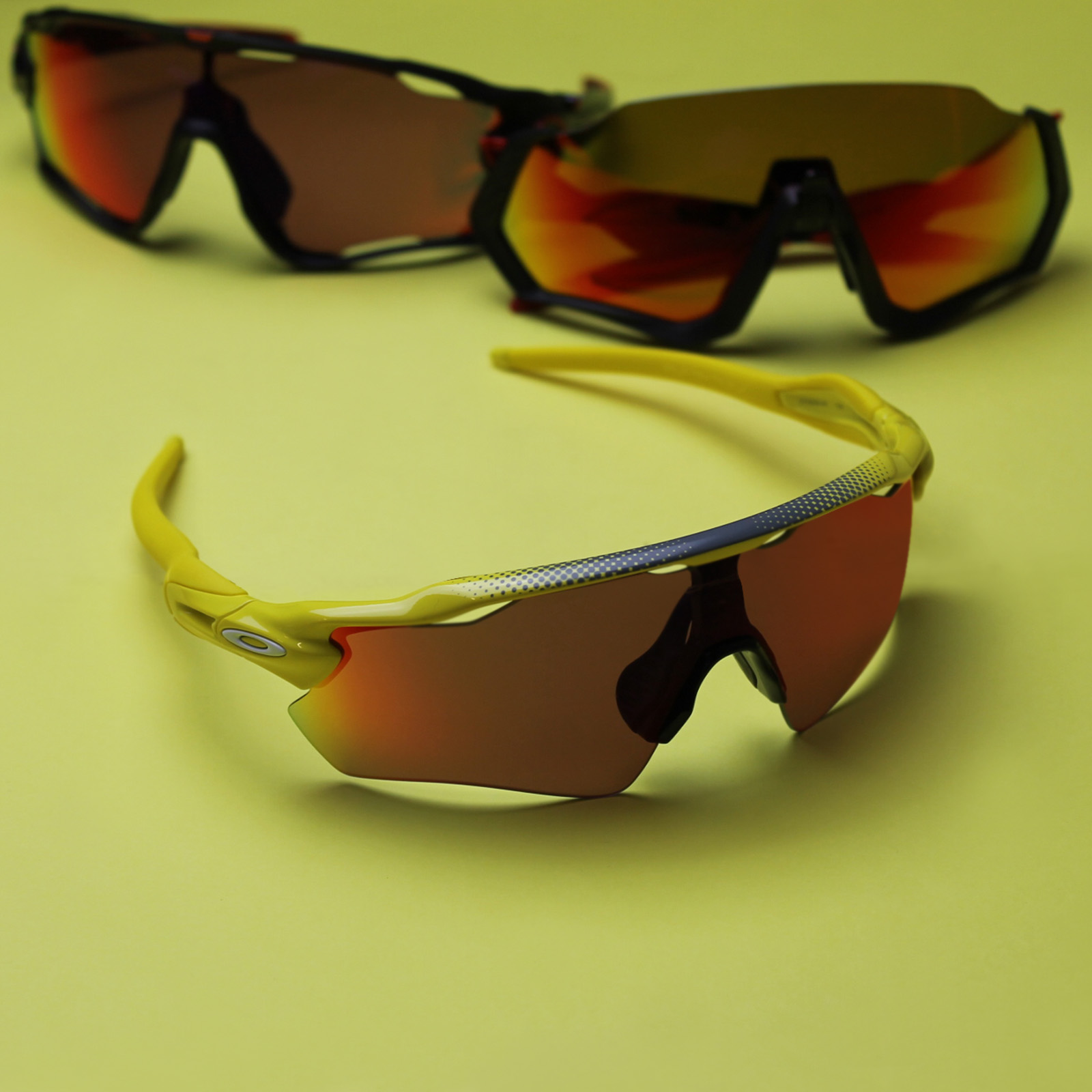 Oakley Radar EV Path Sunglasses for Mountain Biking | EyeWearThese.com