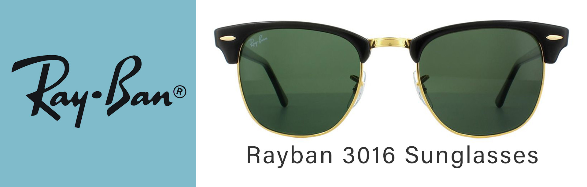 Ray-Ban Clubmaster Sunglasses Review Banner | EyeWearThese.com