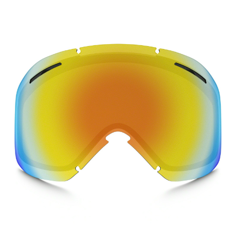 Fire Iridium Oakley Goggle Lens | Oakley Standard Goggle Lens Color Guide | EyeWearThese