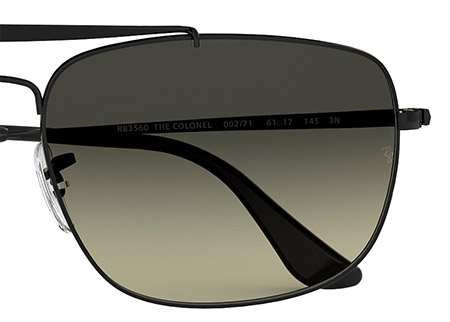 Ray-Ban Colonel RB3560 | Colonel Colour Swatch 002 71 | EyeWearThese offical online sellers