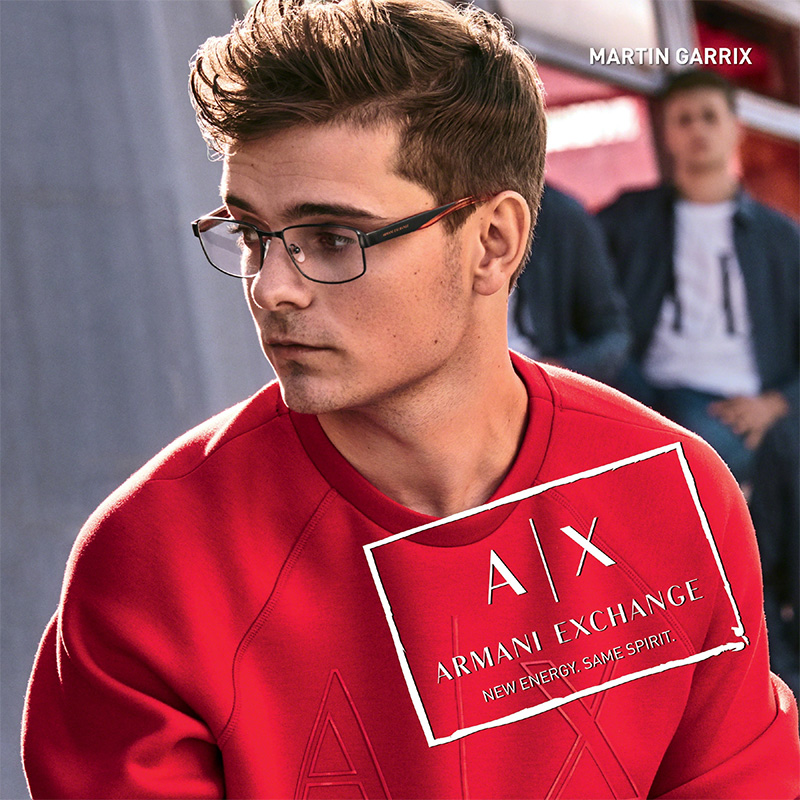 Armani Exchange Glasses banner | EyeWearThese.com