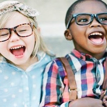 Designer Kids Glasses Banner | EyeWearThese.com