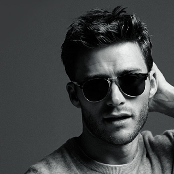 Persol Banner for Persol Sunglasses | EyeWearThese.com