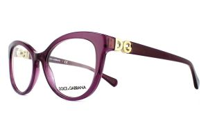 Dolce and Gabbana DG3250 Glasses | EyeWearThese