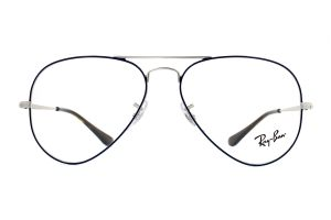 Ray-Ban Aviator RB6489 Glasses | EyeWearThese