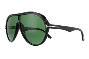 Tom Ford Montgomery FT0647 Sunglasses | EyeWearThese