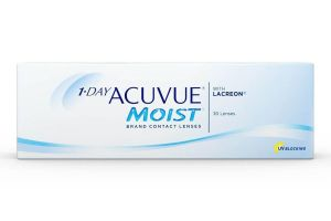 1 Day Acuvue Moist Contact Lenses | EyeWearThese
