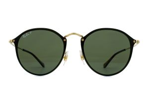Ray-Ban Blaze Round RB3574N Sunglasses | EyeWearThese