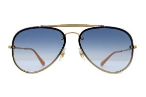 Ray-Ban Blaze Aviator RB3584N Sunglasses | EyeWearThese