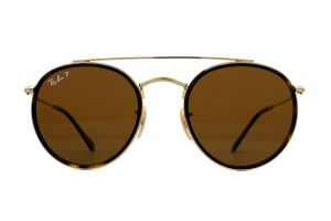 Ray-Ban Round Double Bridge RB3647N Sunglasses | EyeWearThese