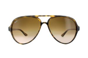 Ray-Ban Cats 5000 RB4125 Sunglasses | EyeWearThese