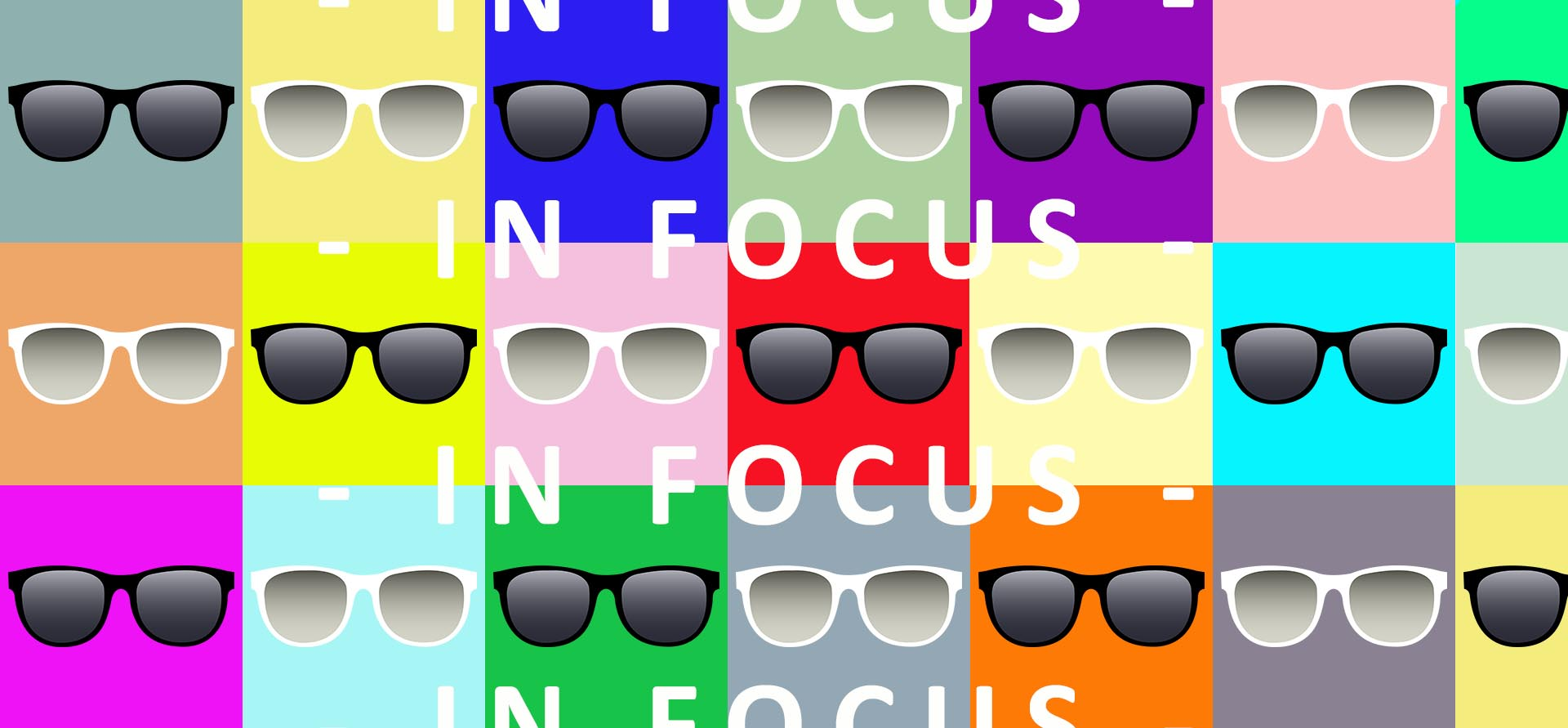 In Focus - Prada 63TV Glasses
