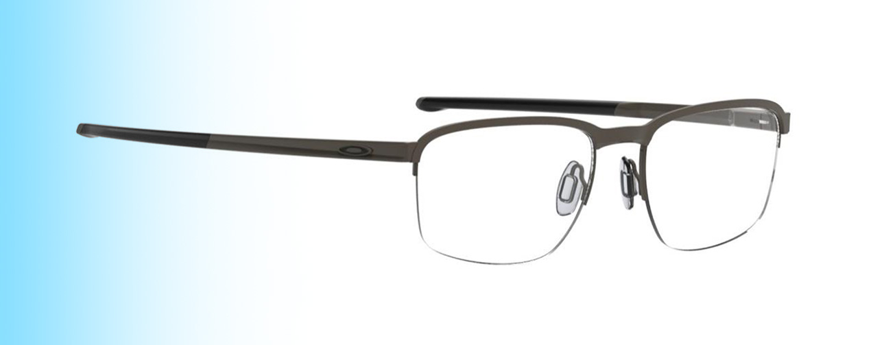 Oakley Cathode OX3233 | Oakley Cathode OX3233 in Satin Pewter | EyeWearThese.com