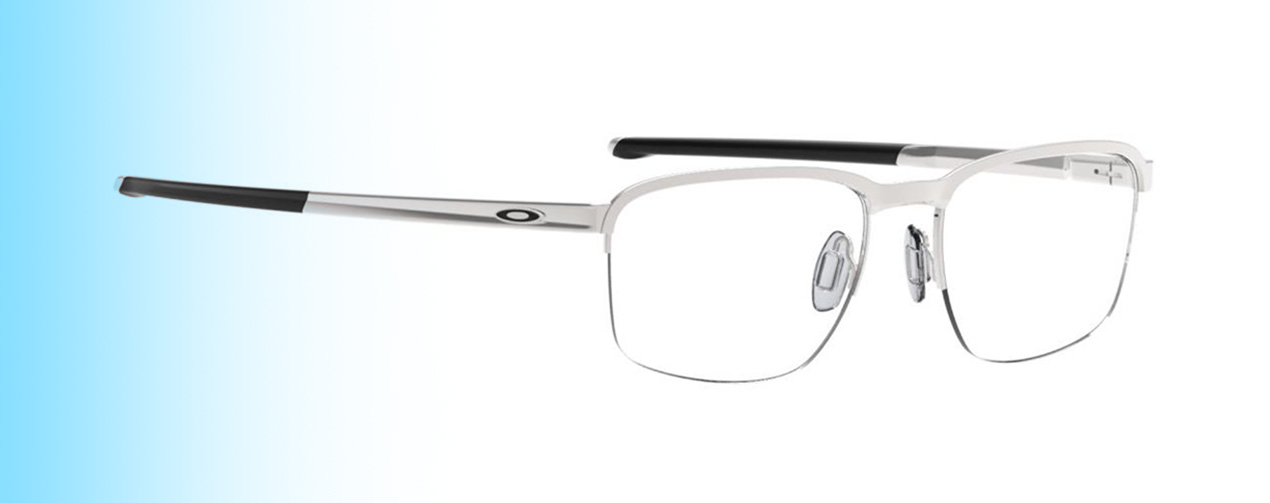 Oakley Cathode OX3233| Oakley Cathode OX3233in silver | EyeWearThese.com