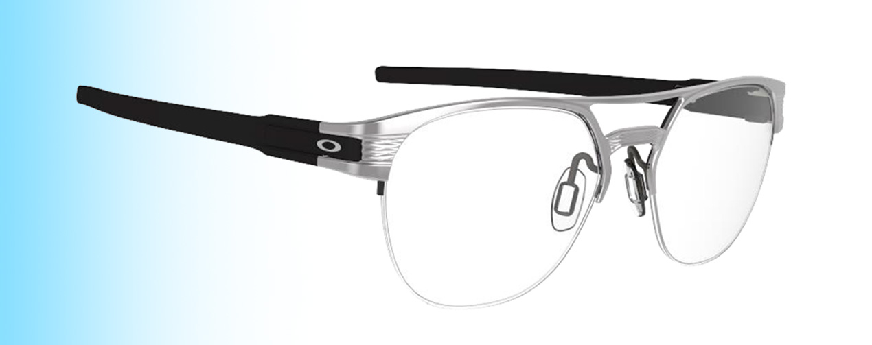 Oakley Latch® TI | Oakley Latch® TI in chrome | EyeWearThese.com