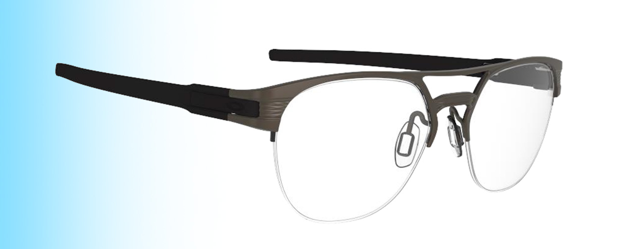 Oakley Latch® TI | Oakley Latch® TI in pewter | EyeWearThese.com