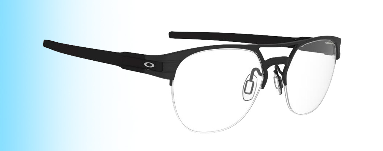 Oakley Latch® TI OX5134 | New Oakley Latch® TI OX5134 in satin black | EyeWearThese.com