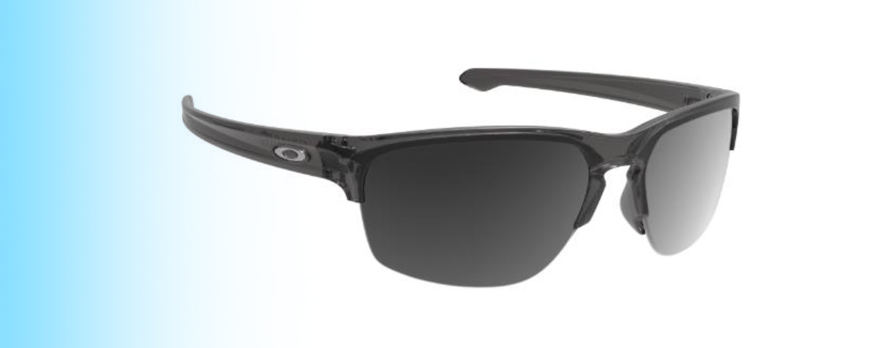 Oakley Sliver®Edge OO9413 | Oakley Sliver®Edge OO9413 in grey smoke | EyeWearThese.com