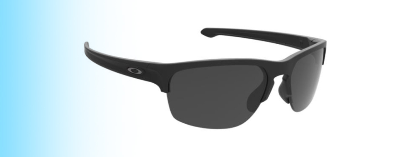 Oakley Sliver®Edge OO9413 | Oakley Sliver®Edge OO9413 in Matte Black | EyeWearThese.com