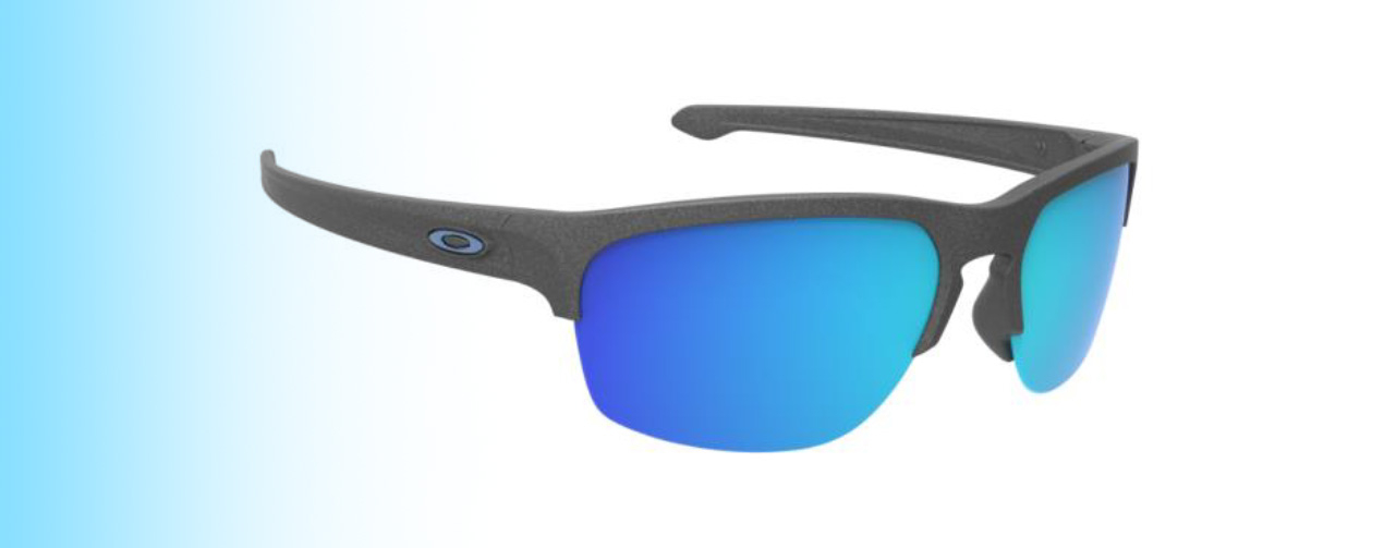 Oakley Sliver®Edge OO9413 | Oakley Sliver®Edge OO9413 in steel | EyeWearThese.com
