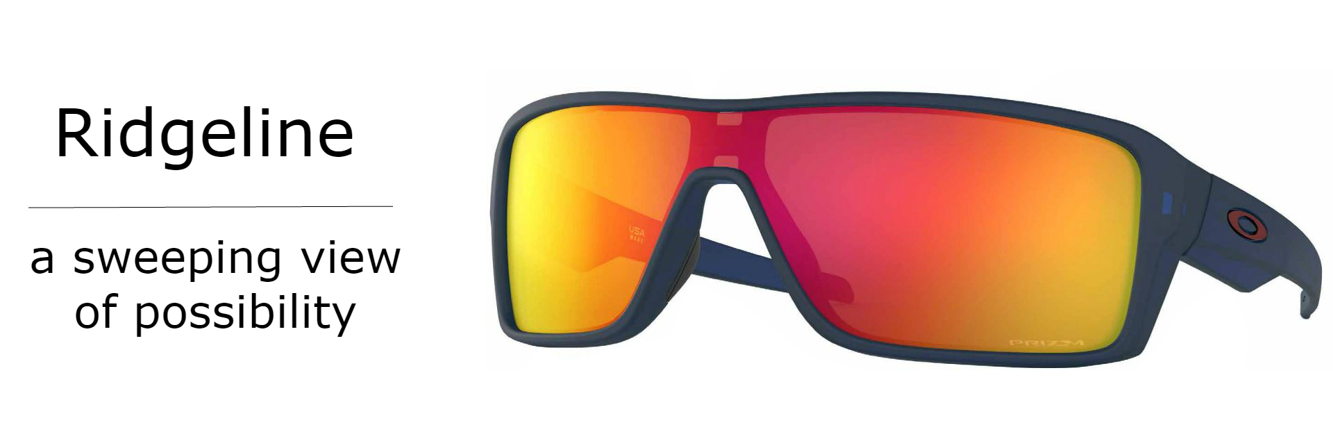 Oakley Ridgeline Sunglasses OO9419 Product Banner | EyeWearThese