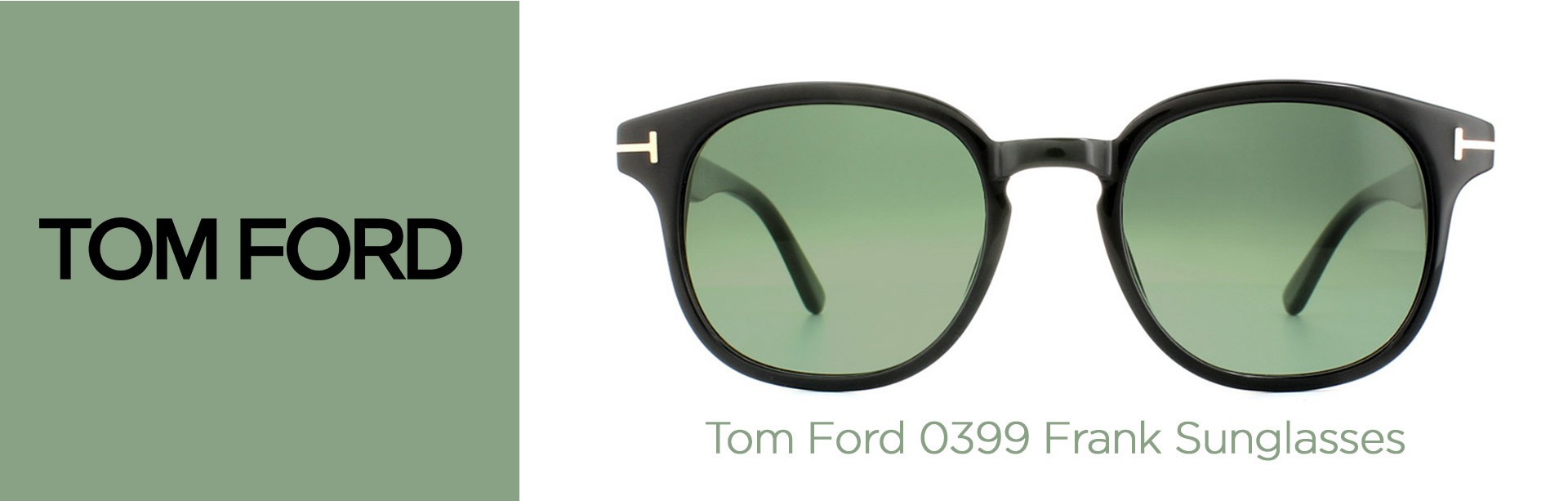 In Focus Blog | Tom Ford Frank Top Banner