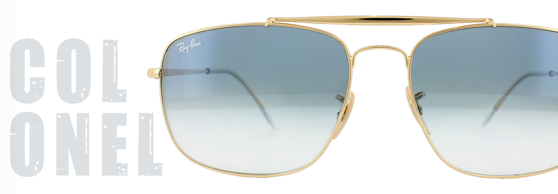 Ray-Ban Colonel RB3560 | Colonel Large Banner | EyeWearThese offical online sellers