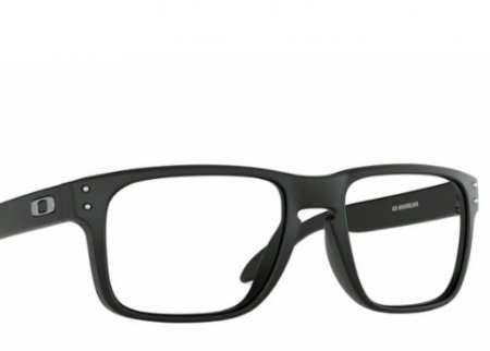 Oakley Holbrook Glasses OX8156 | OX8156-01 | EyeWearThese