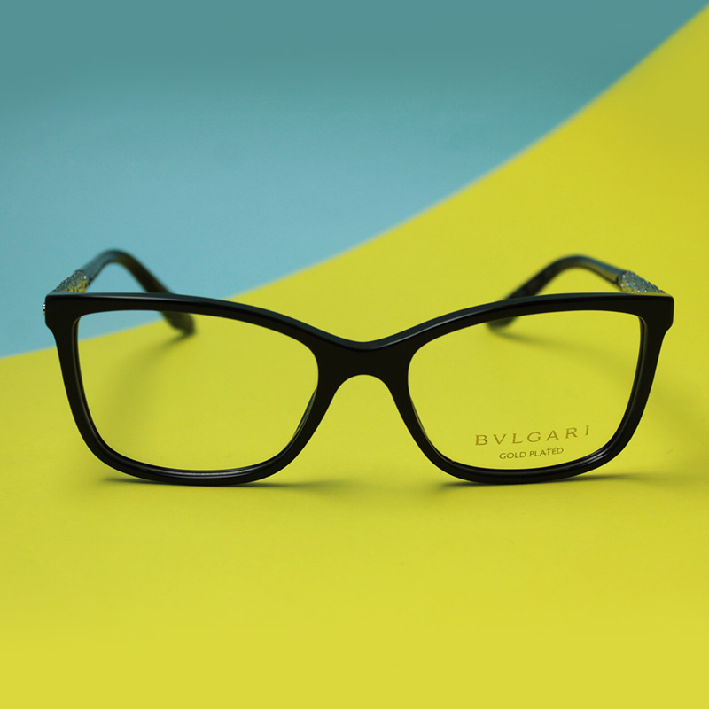 Bvlgari 4130KB Glasses image front on for In Focus | EyeWearThese.com