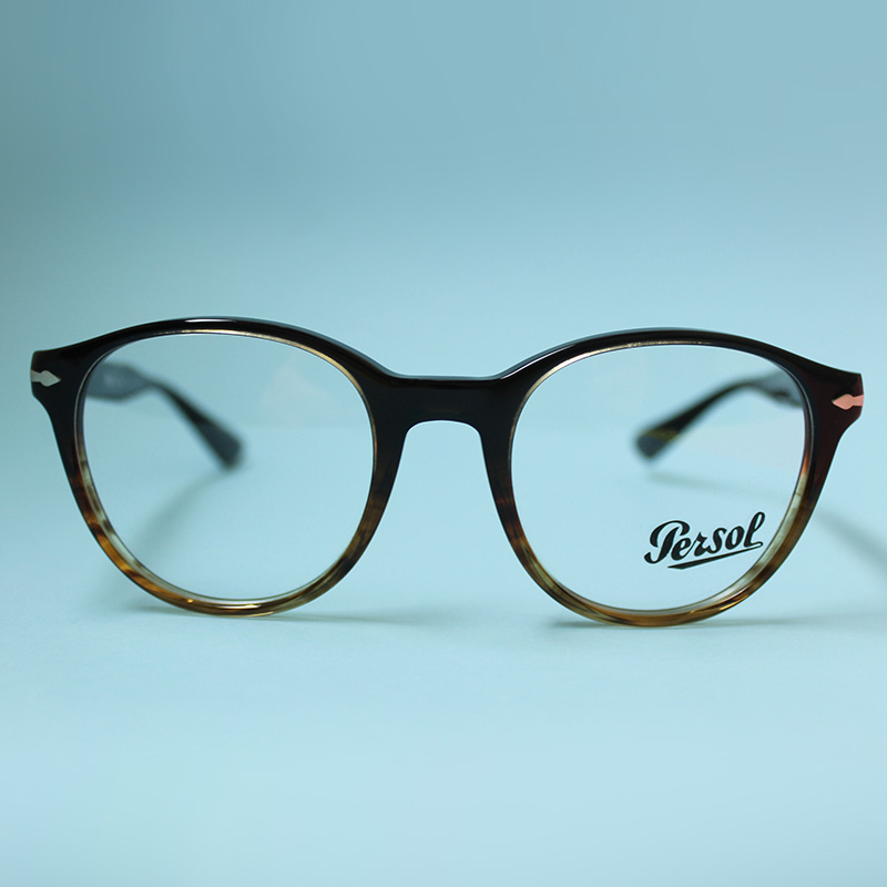 Persol 3153v Glasses | Front on image for In Focus Blog | EyeWearThese.com
