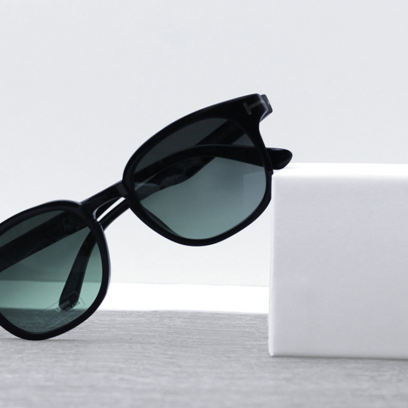 In Focus Blog | Tom Ford Frank Sunglasses Front Image