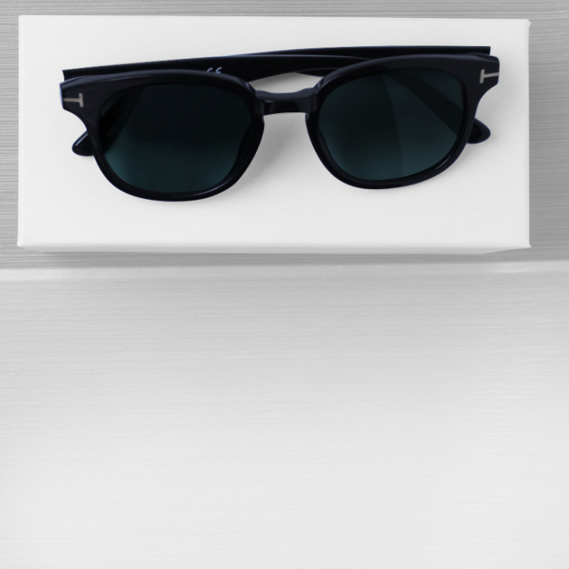 In Focus Blog | Tom Ford Frank Sunglasses Image