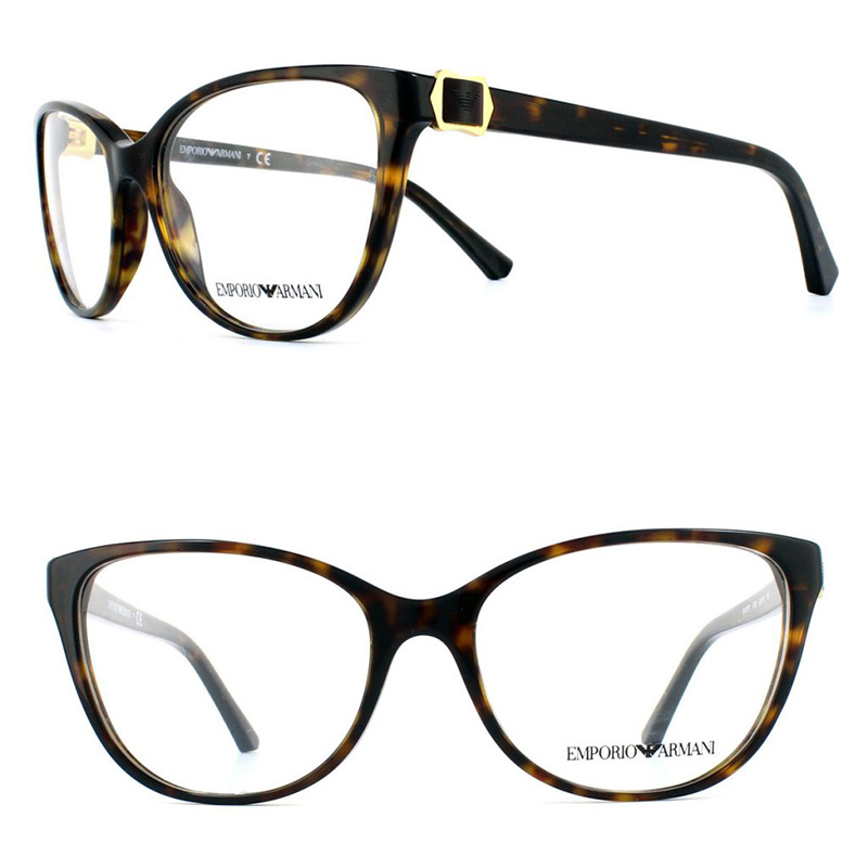 Emporio Armani 3077 Glasses for Six of the Best March 2019 | Mother's Day Gift Ideas 2019 | EyeWearThese.com
