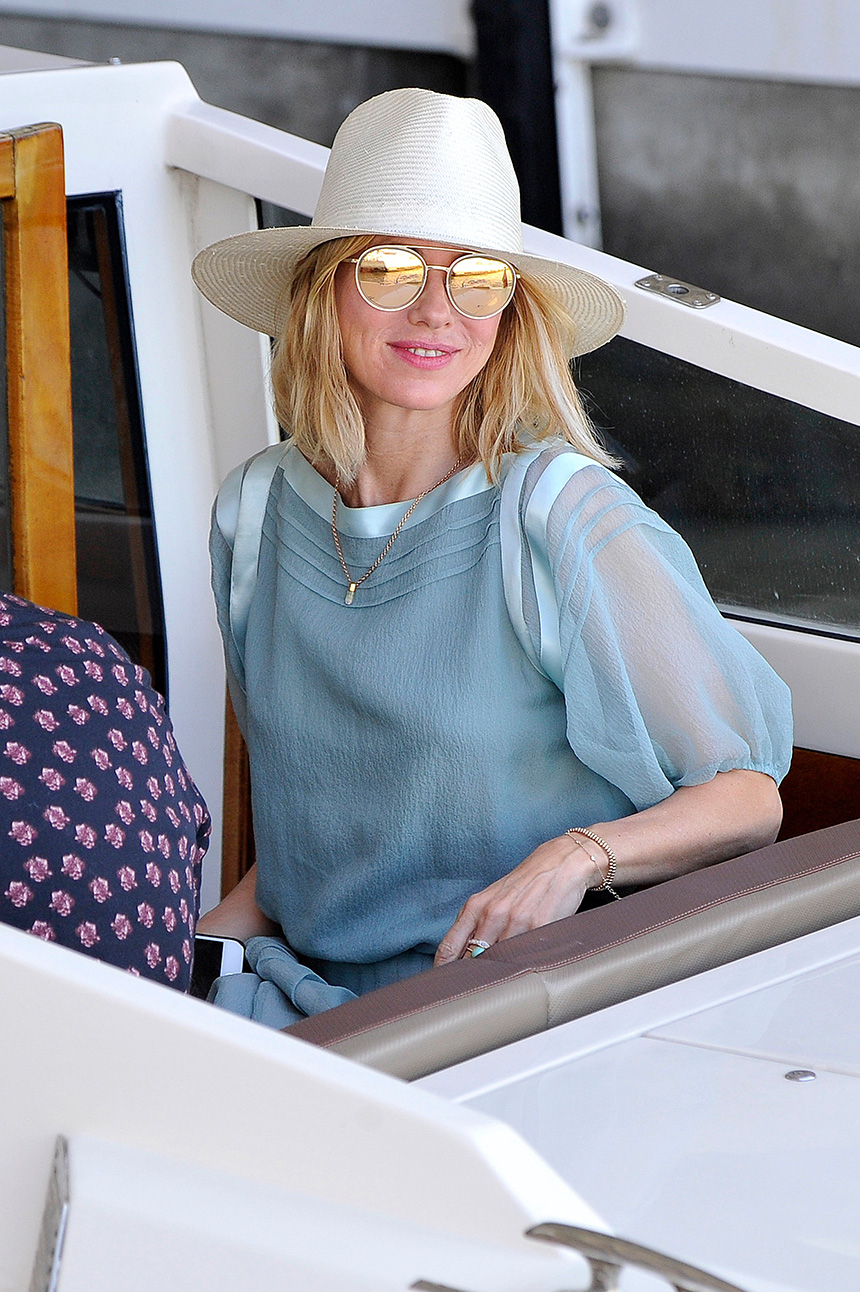 Get the look of Naomi Watts at venice film festival | EyeWearThese.com