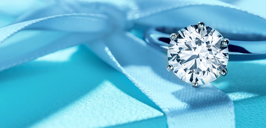 Tiffany Diamond Point Collection | Diamond Point Collection by Tiffany Co | Diamond on a box | EyeWearThese.com