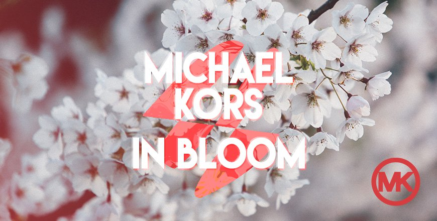 Michael Kors MK1037 Sydney | Michael Kors In Bloom Collection banner | EyeWearThese.com