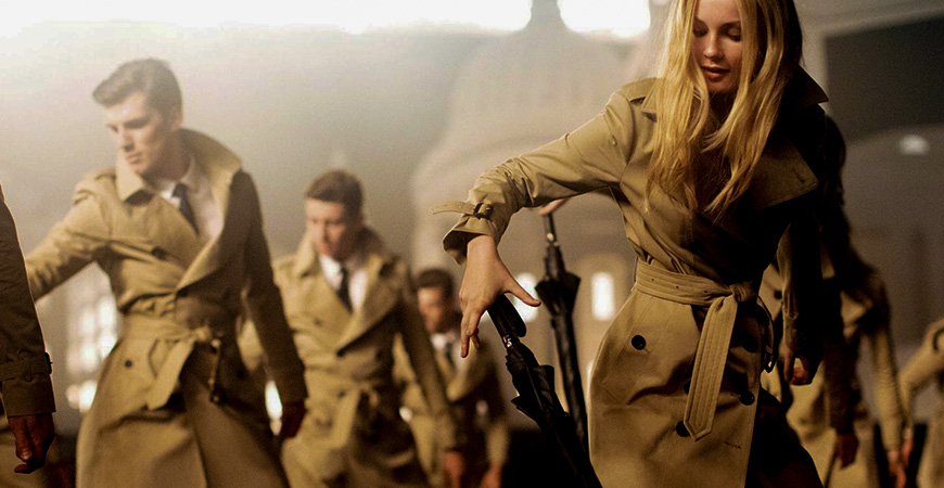 Burberry BE3098 | Burberry models for Burberry Trench Collection | EyeWearThese.com