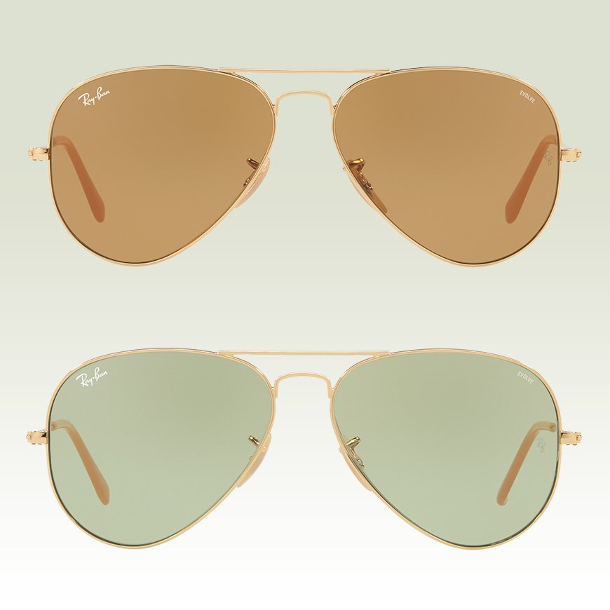 Ray-Ban Evolve Collection | Front on Image | EyeWearThese