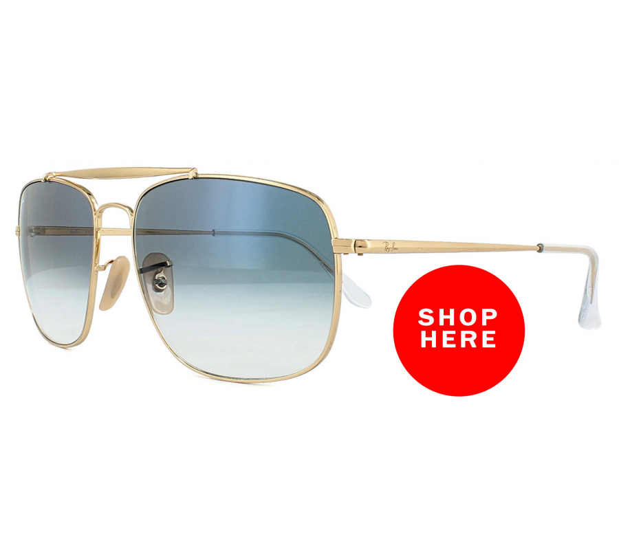 Ray-Ban Colonel RB3560 | Colonel Banner | EyeWearThese offical online sellers
