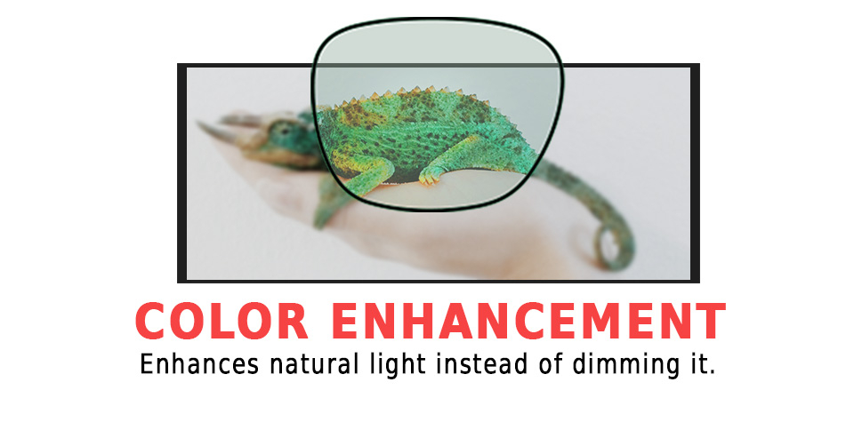 Maui Jim Lens Technology | Color Enhancement Lens for Maui Jim Lens Technology | EyeWearThese.com
